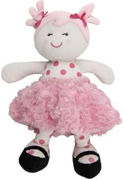 Baby Starters Plush Snuggle Buddy, Sugar N Spice Doll