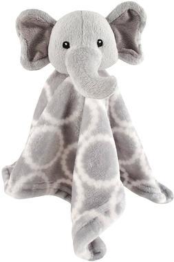 Plush Gift Elephant Fox Boys Girls L20 Hudson Baby Security Blanket Giraffe
