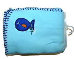 Garanimals 100% Polyester Fleece Soft, Comfy and Cozy 30 x 4