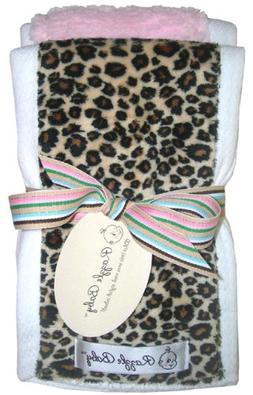 Razzle Baby - Cheetah Cuddle / Pink Poodle