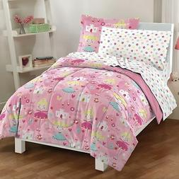 Dream Factory Pretty Princesses Bed-In-A-Bag Set