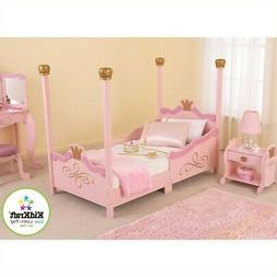 KidKraft Princess Toddler Bed -