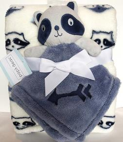 Baby Gear Raccoon Security Blanket & Raccoon Lovey-Blanket 3