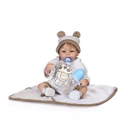 NPK Collection Reborn Baby Doll realistic baby dolls Vinyl S