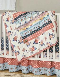 Matilda Jane Rock A Bye Blanket Crib Skirt Sheet Set Baby Be