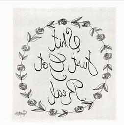 "ROSE Marquisette Swaddle <font><b>Blanket</b></font> 48""x48"""