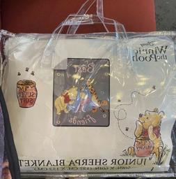 Disney's Winnie the Pooh Baby Blanket