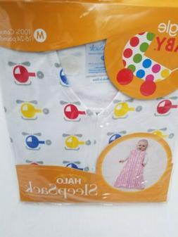 "HALO SleepSack Baby Wearable Blanket Medium 26""-30"" 16-24 lb"