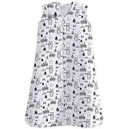 Halo Sleepsack 100% Cotton Wearable Blanket, Huggy Bears, Me
