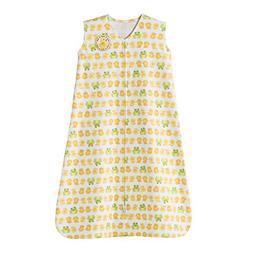 Halo SleepSack Cotton Wearable Blanket, Duck Print, Medium