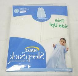 Halo SleepSack Wearable Baby Fleece Blanket Birth to 6 mo Cr