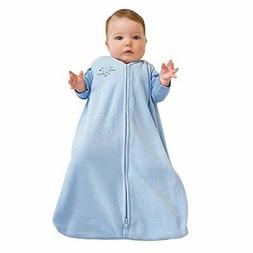HALO SleepSack Wearable Blanket Microfleece - Blue