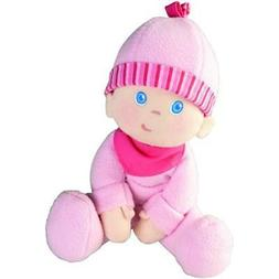 """HABA Snug-up Dolly Luisa 8/"""" My First Baby Doll Machine Washable"""