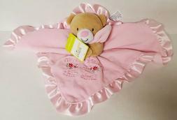Baby Starters Snuggle Buddy with Blanket & Rattle Thank Heav