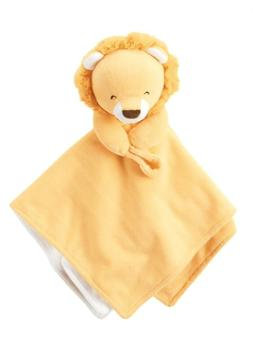 New Carter's Snuggle Buddy Yellow Lion Security Blanket Soft