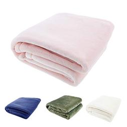 Soft Plush Fleece Toddler Baby Blanket | Boy Or Girl | Swadd