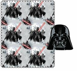 Star Wars Fleece Throw Blanket for Kids and Plush Stuffed To