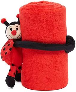 HUGZ Stuffed Animal Plush with Super Soft Microplush Toddler
