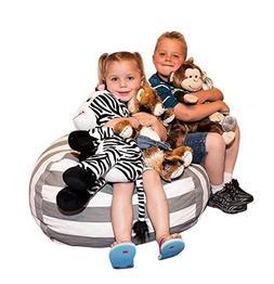Best Stuffed Animal Storage Bean Bag Chair Premium