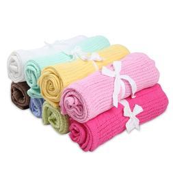 Summer Cotton <font><b>Baby</b></font> <font><b>Blankets</b>