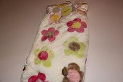 Lollypop Super Soft Flower Baby Blanket