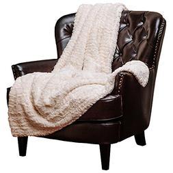 Chanasya Super Soft Warm Elegant Cozy Fuzzy Fur Fluffy Faux