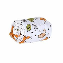 Trend Lab Swaddle Blanket, Forest Animal