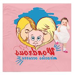 Swaddling Blankets For Babies - Best Prop to Baby Shower Gif