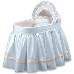 aBaby Sweet Petite Liner Skirt/Hood, Blue, 13x29