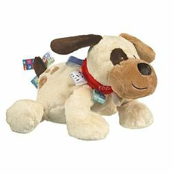 6 Inch Taggies Buddy Dog Plush Baby Rattle Toy by Mary Meyer
