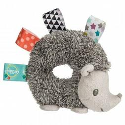 Mary Meyer Taggies Heather Hedgehog Baby Rattle
