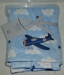 Carter's Take Flight Baby Blanket
