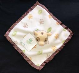 Disney Baby The Lion King Simba Paw Prints Security Blanket