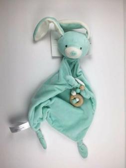 The Peanutshell Bunny Rabbit Lovey Stuffed Animal Plush Secu