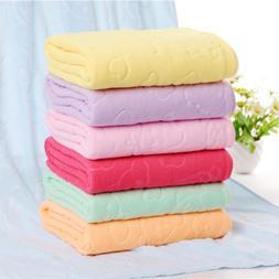 Thermal Soft Fleece Blankets Baby Blanket For Newborns Boy G