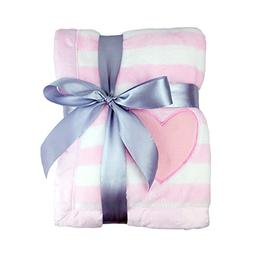 "Thick Kids Fleece Blanket, 30""x39"" Plush Flannel Throw for G"