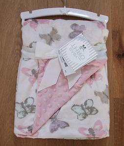 Thro Baby Girl Blanket by Marlo Lorenz ~ Pastel Colors ~ But