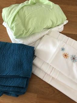 IKEA Tillgiven Baby Set,  Blanket, Duvet W Case, Two Crib Sh