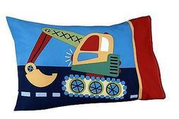 TOP Sweet Toddler Bedding Set Boys 4pc Pillowcase Sheets Qui