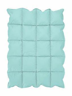Turquoise Blue Baby Down Alternative Comforter/Blanket for C