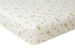 Twinkle Little Star, Fitted Crib Sheet, Frenchie Mini Coutur