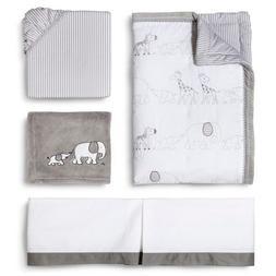 Circo Two by Two 4pc Crib Bedding Set