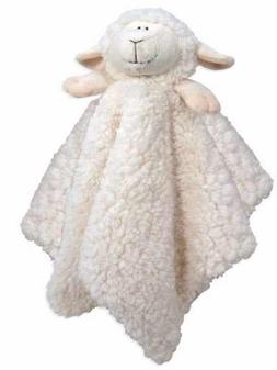 Stephan Baby Ultra Soft Cuddle Bud Blankie Lamb, Cream by St