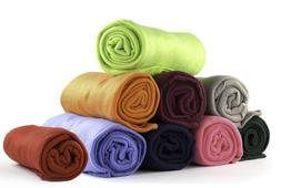50 x 60 Ultra Soft Fleece Throw Blanket