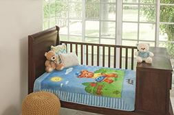 Baby Mink - Ultra Soft Plush Jumbo Fleece Blanket Playful Be