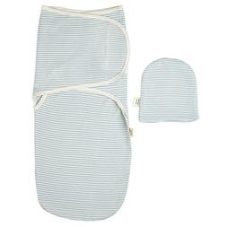 Swaddle Blanket with Hat Set - Best Baby Swaddle Wrap for Sw