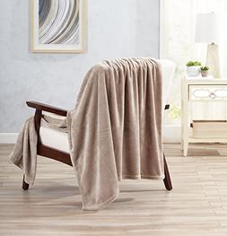 Ultra Velvet Plush Super Soft Oversize Throw Blanket. Lightw