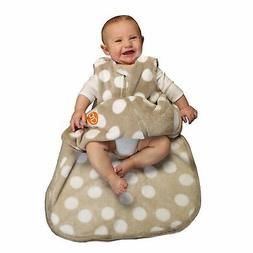 Gunapod Unisex Sleep Sack Fleece Wearable Blanket Baby Sleep