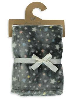 Mon Lapin Velvet Star Baby Blanket