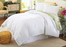 Dovedote Vintage Antique Country Comforter Set, Light Weight